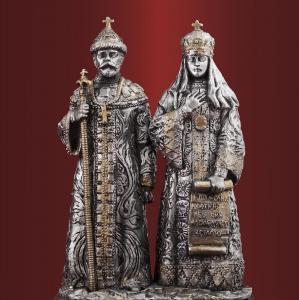 Святые Николай и Александра