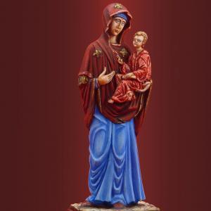 Богородица с иконы «Тихвинская»