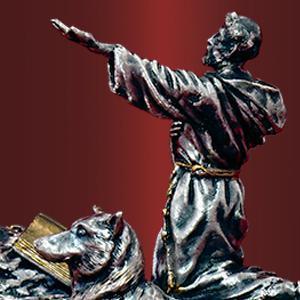 Св. Франциск с волком