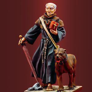 Монах Петр Пустынник