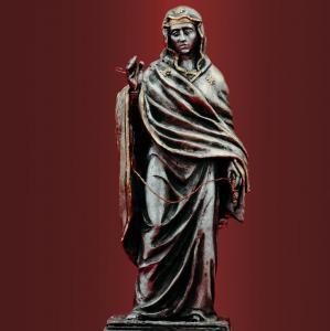 Пресвятая Богородица «Радуйся Благодатная»
