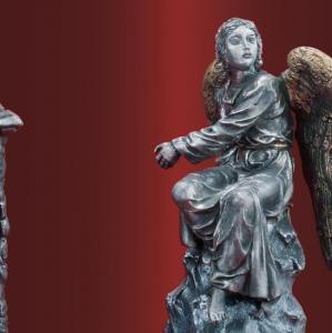 Ангел у пустого гроба