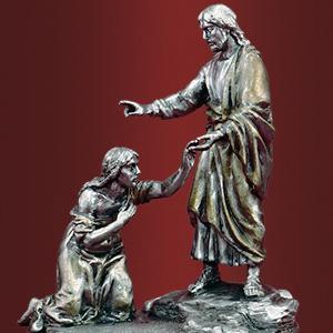 Христос и грешница «Я тебя не сужу»