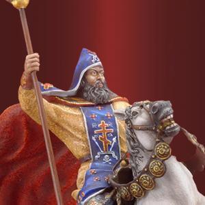 Св. инок Александр Пересвет «Сила и Слава»