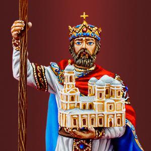 Св. князь Владимир с Князь-Владимирским собором