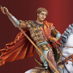 Св. Георгий Победоносец «Сила веры»