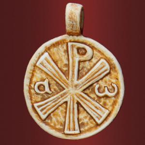 Медальон «Христос Учитель»