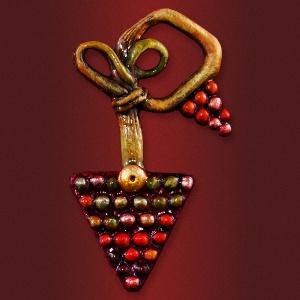 Медальон «Виноград»