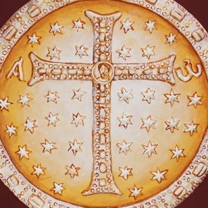 Плакетка «Щит веры»