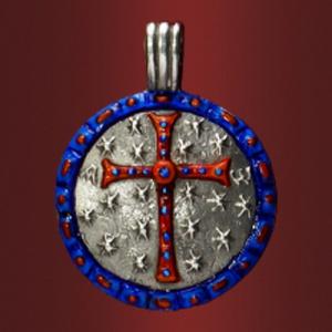 Медальон «Щит веры»