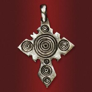 Крест «Уповаю на Тя»