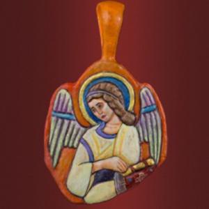 Медальон «Ангел Господень»
