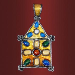 Медальон «Дар Божий»