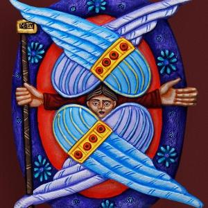 Плакетка «Защитник» (Херувим)