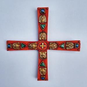 Плакетка - крест