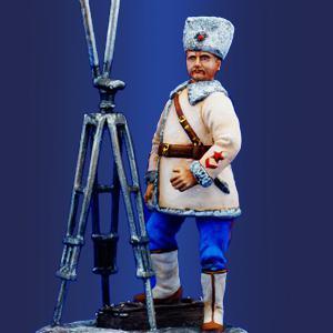 Советский генерал,  декабрь 1941
