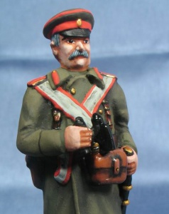 Русский офицер, Первая мировая война, 1916 год
