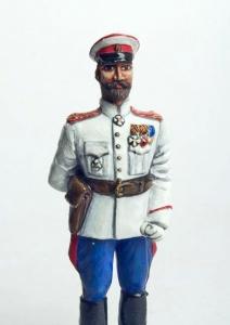 Русский генерал, Первая мировая война, 1914 год