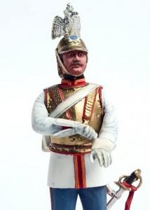 Рядовой лейб-гвардии кавалергардского полка, 1856