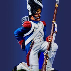 Французский гренадер, 1812 год