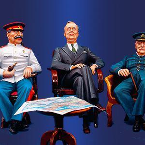 Встреча в Тегеране, 1943