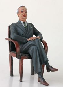 Франклин Рузвельт, президент США, 1943 год