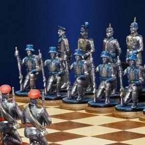 Шахматы - Первая Мировая война, 1914 год